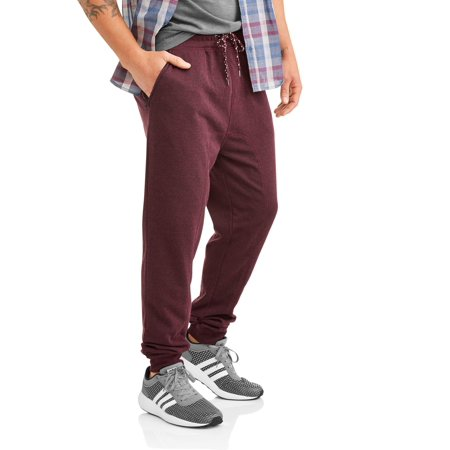 (Men's French Terry Jogger Pants)