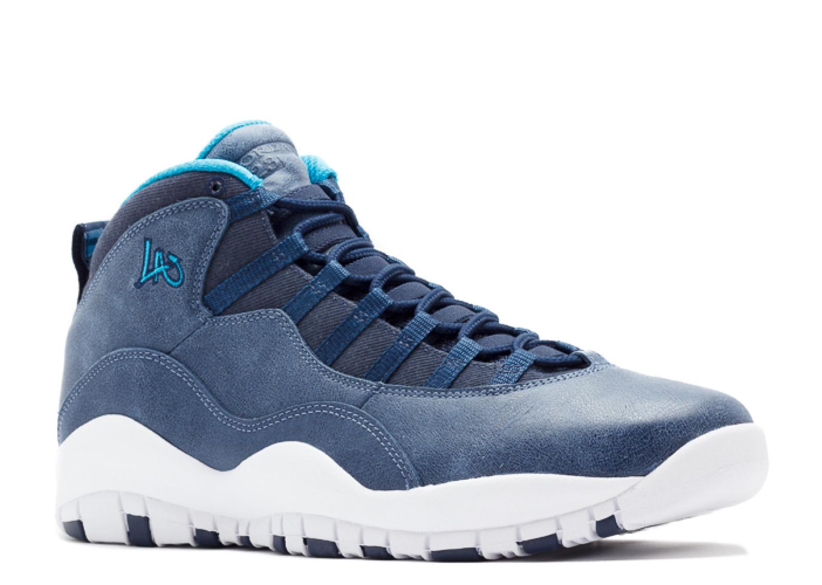 19cf4b2e4c3 Air Jordan - Men - Air Jordan Retro 10 'La' - 310805-404 - Size 11
