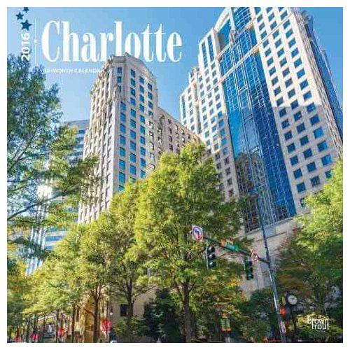 Charlotte 2016 Calendar