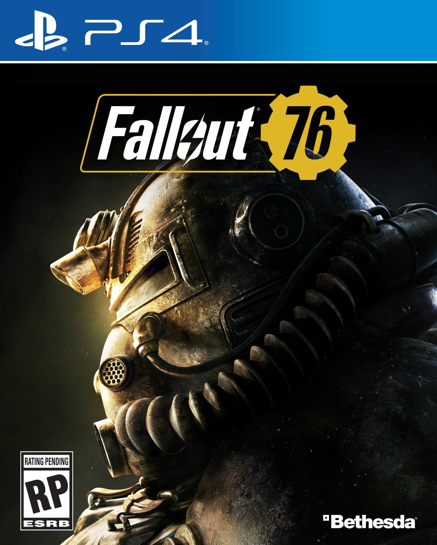 Fallout 76, Bethesda, Playstation 4, 093155173057 by Bethesda
