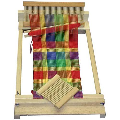 Beka - Rigid Heddle Loom - Children's - 10 inch - 7201 - Baby & Toddler Toys