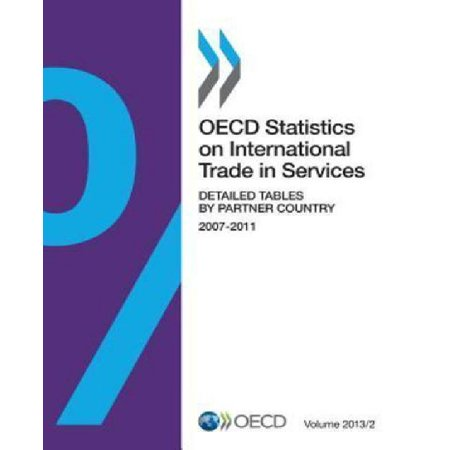 Oecd Statistics On International Trade In Services  Volume 2013 Issue 2  Detailed Tables By Partner Country