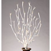 Gerson 41980 - 41980 Battery Operated Willow Lighted Branches
