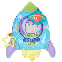 Toy Story - Buzz Light Year Teether Activity Blanket
