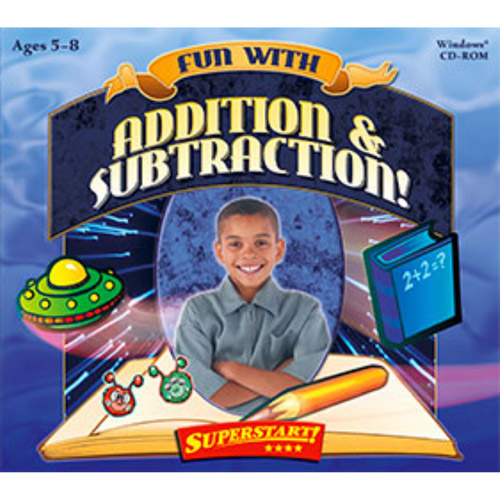 SelectSoft Fun with Addition & Subtraction (Windows) (Digital Code)