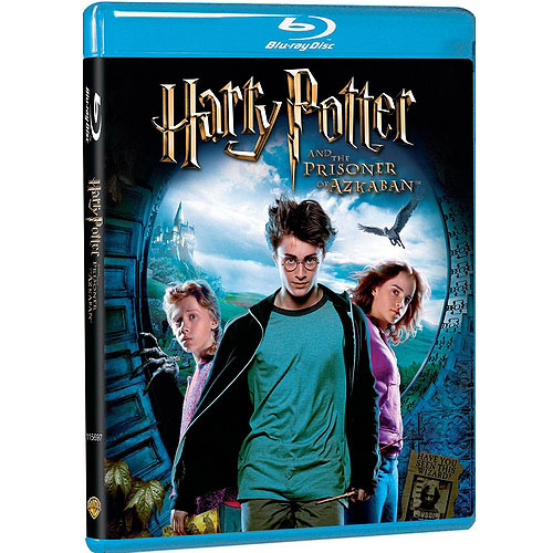 Harry Potter And The Prisoner Of Azkaban (Blu-ray) (Widescreen)