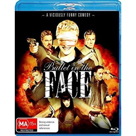 Face Billet - Bullet In The Face (Blu-ray)