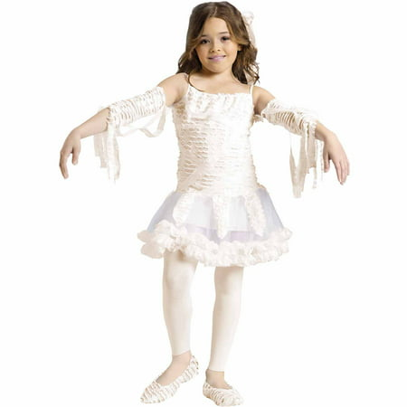 Tutu Mummy Child Halloween Costume - Kids Mummy Costumes