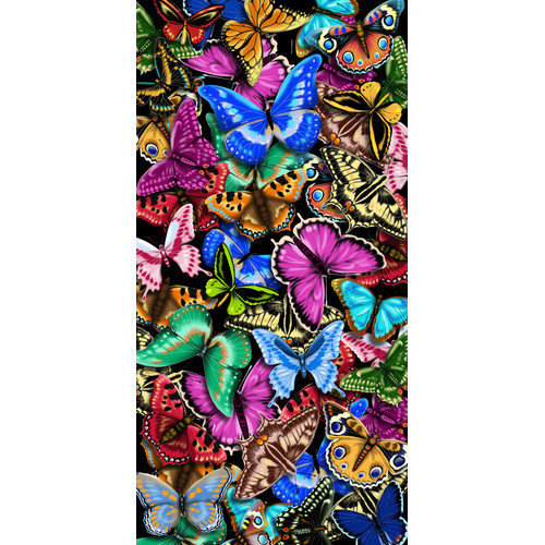 Kaufman Sales Butterflies Beach Towel