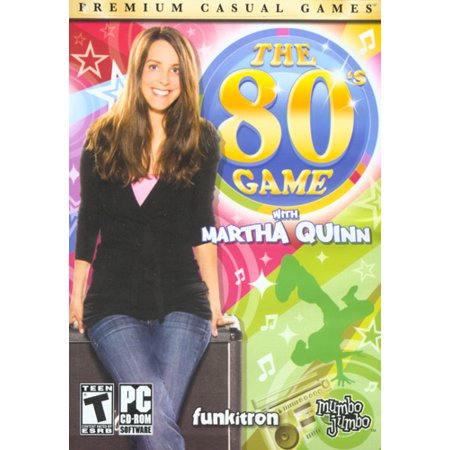 - The 80's Game with Martha Quinn- XSDP -010326 - Get caught up in the fun and excitement of The 80's Game as you challenge your way cool knowledge of music, movies, sports and TV with Martha Quinn