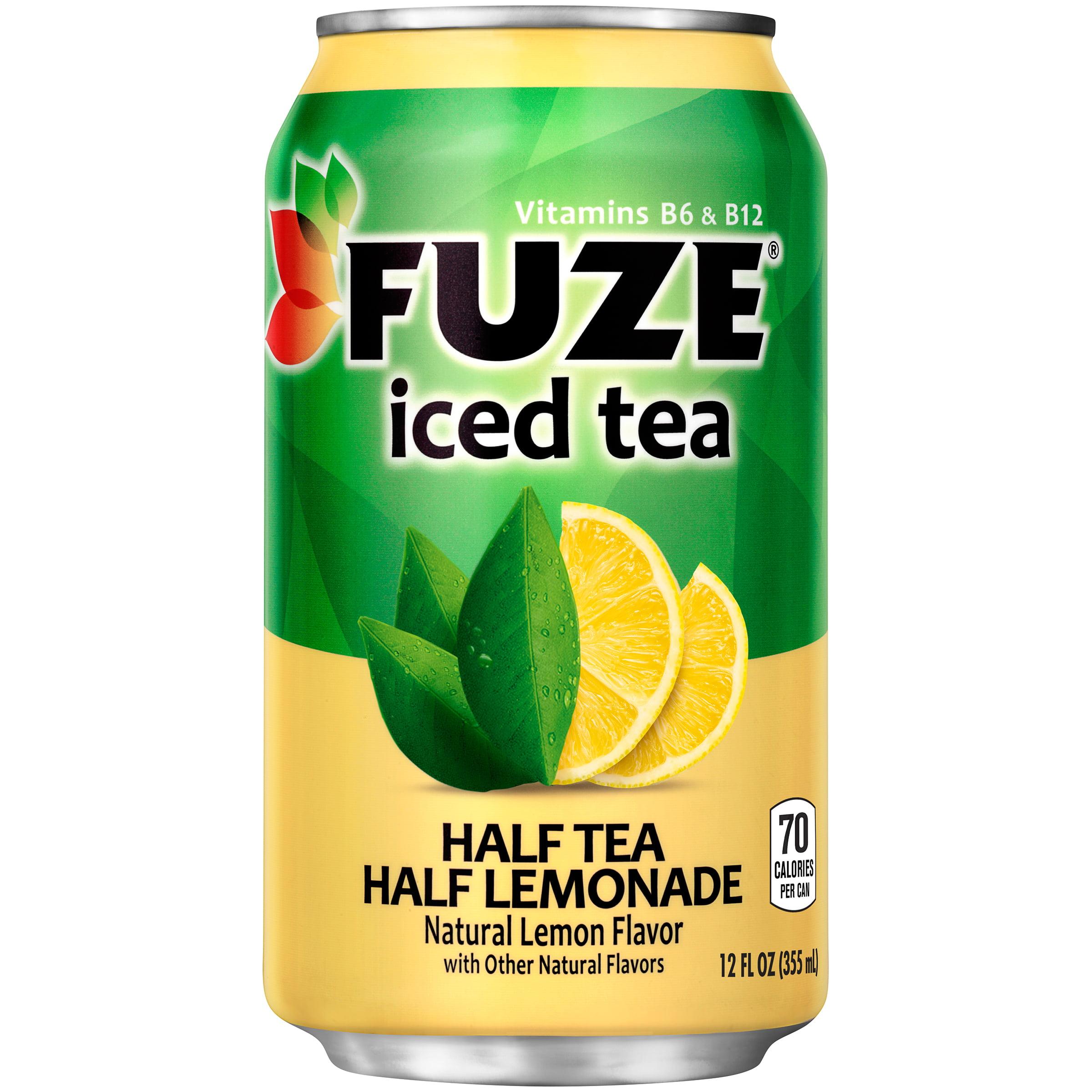FUZE Half Tea & Half Lemonade Iced Tea