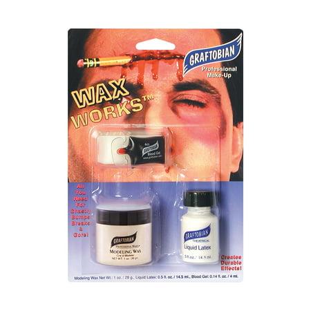 Wax Works Bump & Bruise Makeup Kit