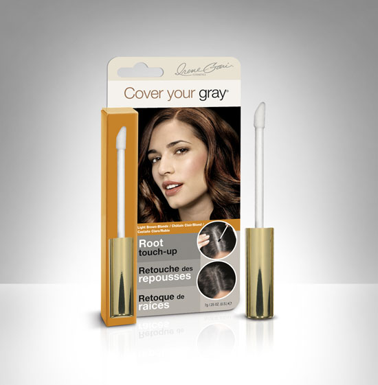 CYG Root Touch-up -- Light Brown/Blonde