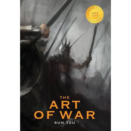The Art of War (Annotated with 380 Footnotes, and an Introduction) (1000 Copy Limited Edition)