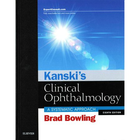 Kanskis Clinical Ophthalmology  A Systematic Approach