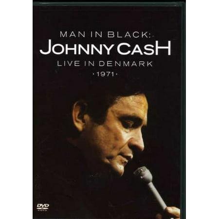 Johnny Cash  Live In Denmark  1971