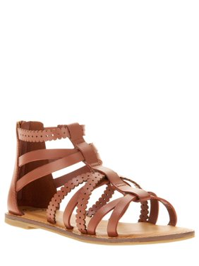 01c03cd4d94be3 Product Image Wonder Nation Girls  Gladiator Sandal