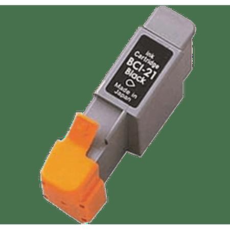 Zoomtoner Compatible pour Canon BJC-C20 CANON BCI21B INK / INKJET Cartridge Noir - image 1 of 1