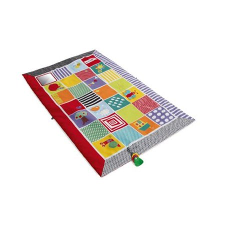 Mamas & Papas Babyplay Activity Floormat, Size: approximately 34 wide x 55 long By Mamas