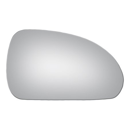 For 2006-12 Mitsubishi Eclipse Passenger Side Convex Door Mirror Glass Lens