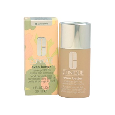 Even Better Makeup SPF 15 - # 26 Cashew (MF-N) - Dry To Combination Oily Skin - 1 oz