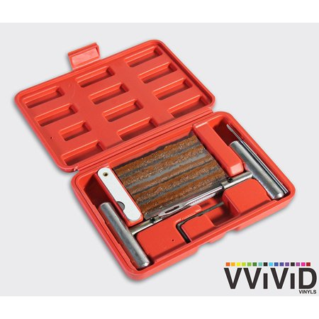 Flat Tire Patch Kit for Punctures VViViD
