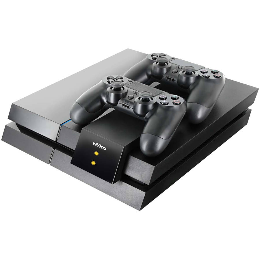 Nyko Modular Charge Station for DualShock 4, Black (PS4)
