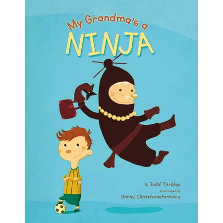 Is There A Ninja Emoji (My Grandma's a Ninja)
