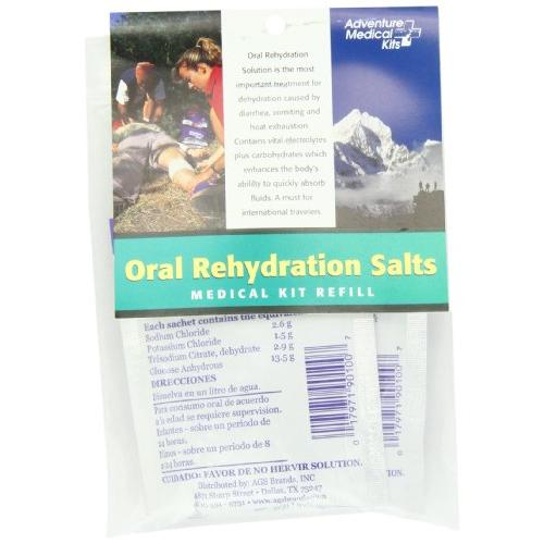 Adventure Medical Kits Oral Rehydration Salts Multi-Colored
