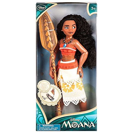 Official Disney Moana Classic Doll 11 New Disney Store Exclusive 2016