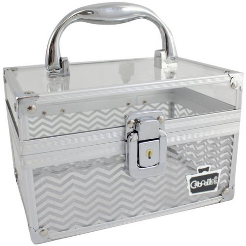 Caboodles My Style Acrylic Train Case