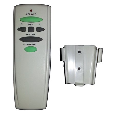 Replacement for UC7078T With Up Down Light Remote (Hampton Bay Fan9t Thermostatic Remote Control Manual)