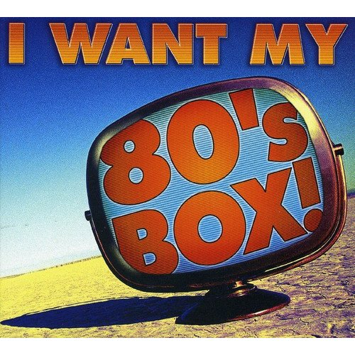 I Want My 80's Box! (Box Set) (Digi-Pak)