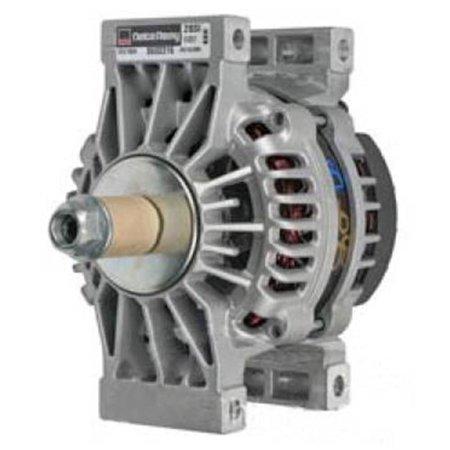Delco Remy Alternator >> New Alternator Delco Remy 28si Type 24v 110 Amp Pad Mount 8600423