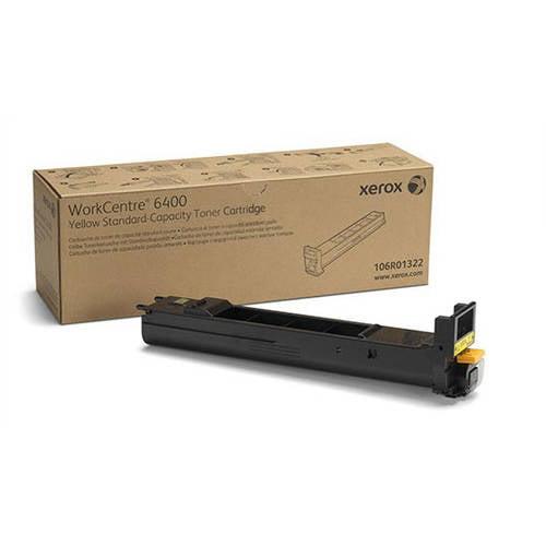 Xerox Yellow Toner Cartridge (8,000 Yield)