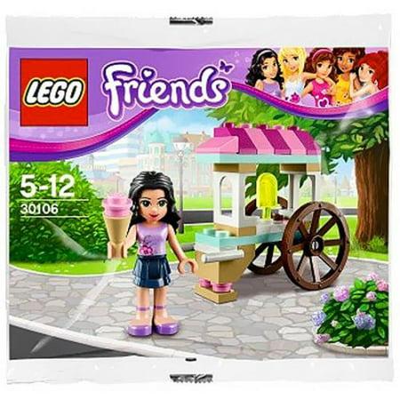 Friends Emma's Ice Cream Stand Mini Set LEGO 30106 [Bagged]