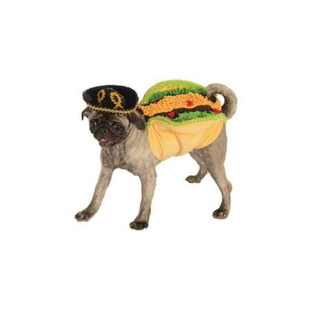 Halloween Taco Pet Costume (Boutique Costumes)