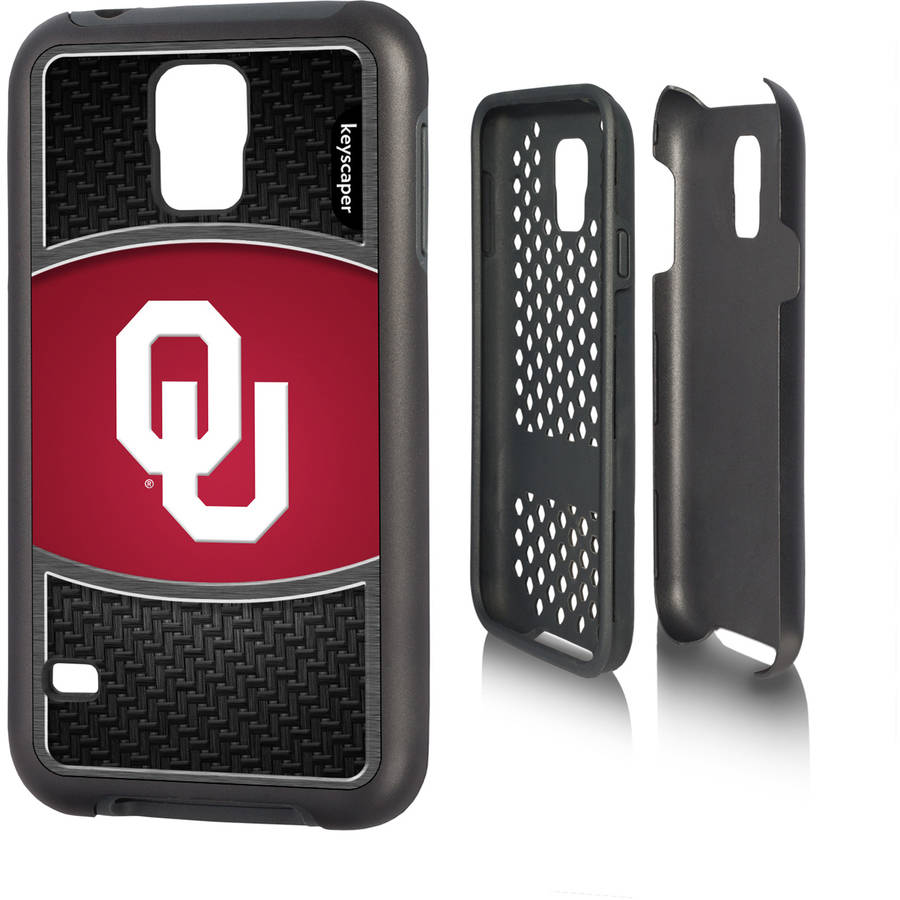 Oklahoma Sooners Galaxy S5 Rugged Case