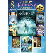 8 Movies Family Fantasy Adventure by ECHO BRIDGE ENTERTAINMENT