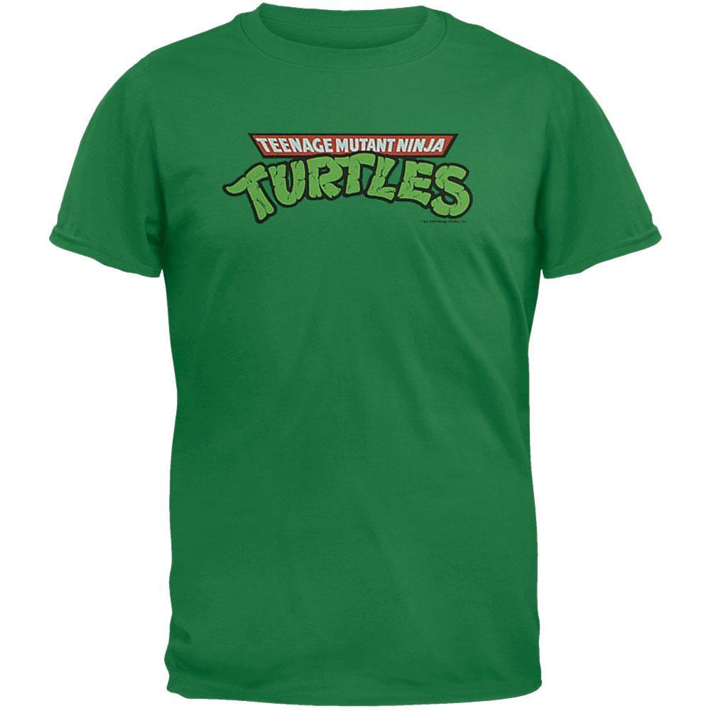 Teenage Mutant Ninja Turtles - Logo T-Shirt