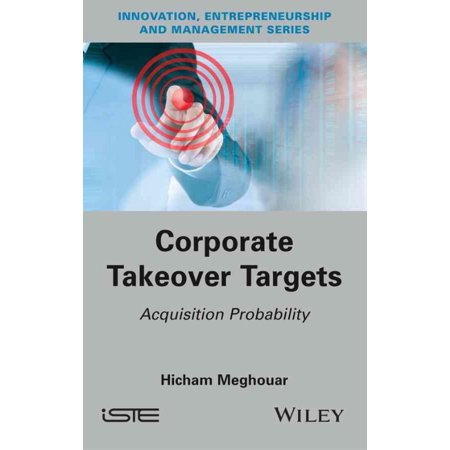 Corporate Takeover Targets  Acquisition Probability