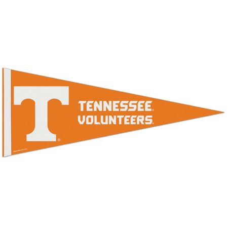 """Tennessee Volunteers WinCraft 12"""" x 30"""" Premium Pennant - No Size"""