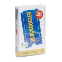 The Blockbuster Game: A Movie Party Game for the Whole Family