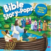 Amazing Bible Stories : Three Fantastic Stories