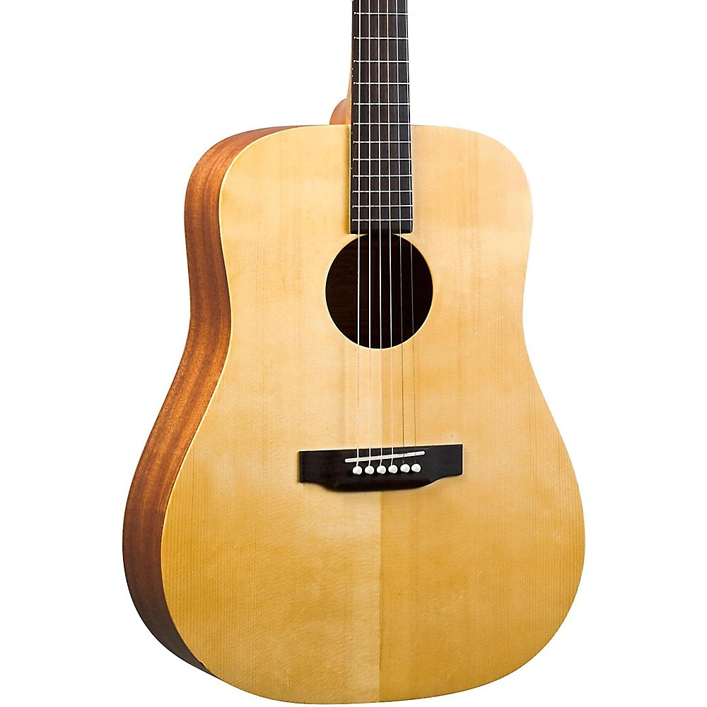 Recording King RD-A3M EZ Tone Dreadnought Acoustic Guitar Natural