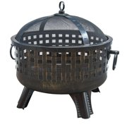 Landmann Garden Lights Series-Savannah Fire Pit