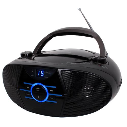 Spectra Merchandising International Spectra Merchandising JEN - CD - 560M AM / FM Stereo CD with Bluetooth, Ambient