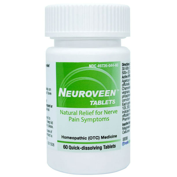 HelloLife Neuroveen Tablets - Natural Relief For Nerve Pain and Troubled Mobility