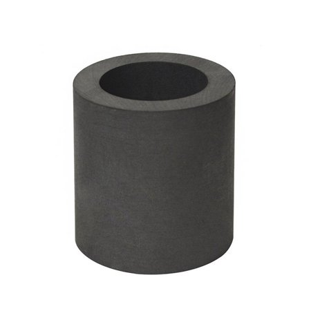 "1.5"" x 1.75"" Graphite Crucible Cups for the Kwik Kiln Furnace Precious Metal Gold Silver Copper Melting - CRU-0110"