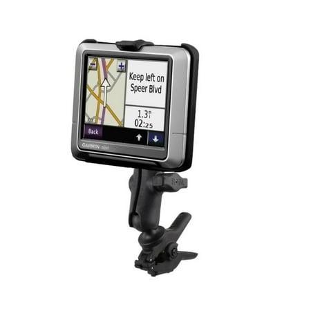 Small Tough-Clamp Bike Mount fits Gps Garmin nuvi 200 205 250 255 260 265T & 270